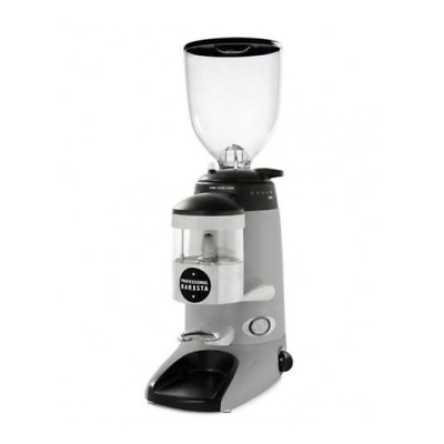 Compak K6 Equipped Espresso Grinder Doser Flat Burrs 64mm Pro Traditional Platin