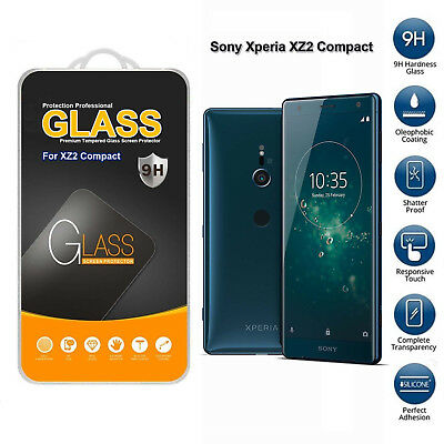 For Sony Xperia Xz2 Compact Tempered Glass Mobile Phone Screen Protector