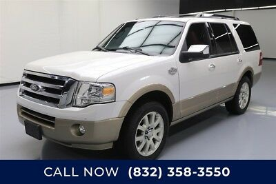 Ford Expedition 4x2 King Ranch 4dr SUV Texas Direct Auto 2014 4x2 King Ranch 4dr SUV Used 5.4L V8 24V Automatic 4X2 SUV