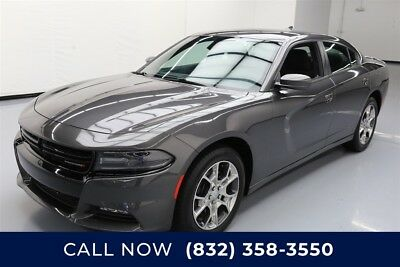 Dodge Charger SXT Texas Direct Auto 2015 SXT Used 3.6L V6 24V Automatic AWD Sedan