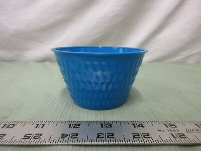 Vintage Nu-Maid Rite Butter Margarine Cup container bowl plastic New Nu Maid