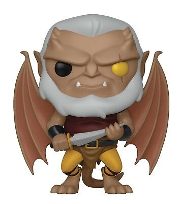 Funko Pop! Gargoyles Hudson Disney Specialty Series Rare Pre Sell