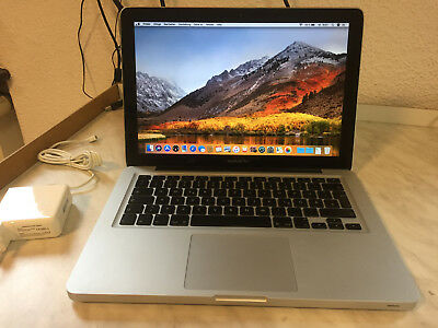 Apple MacBook A1278 33,8 cm (13,3 Zoll) Laptop - MB466D/A