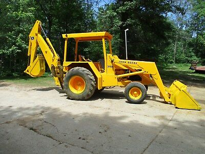 John Deere 310A backhoe New Engine, ( I can deliver for a fee )
