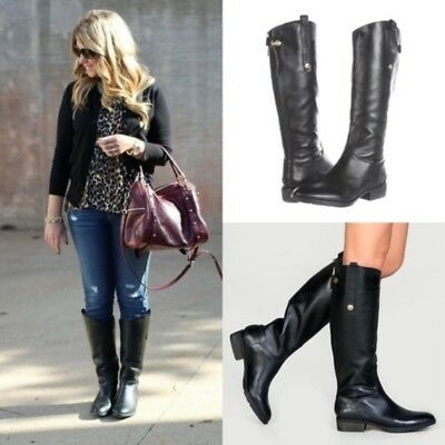 932789b5ac7 JEFFREY CAMPBELL BASIE Boot - Blackout boots size 6 new in box ...