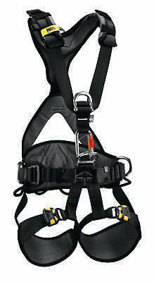 Avao Bod Fast Size 1- Fall Arrest, Rescue, And Work Positioning Harness By Petzl