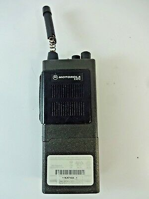 Motorola NLN7162A EXPO Portable Radio Housing + Battery - AS IS PARTS / REPAIR