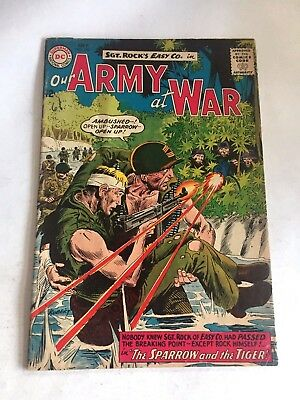 Our Army at War 144 DC Sgt Rock