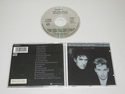Orchestral Manoeuvres in the dark / the Best of Omd ( Cdomd 1)CD Album