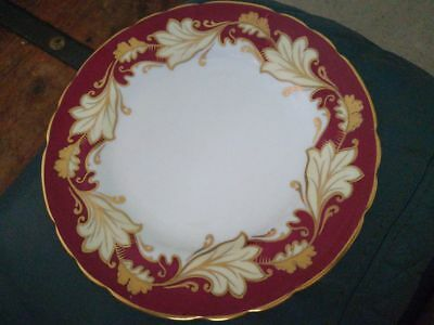 TUSCAN, Fine English Bone China, Vintage Side Plate 17.5cm. Made in England.