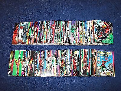 1992 Marvel Spider-Man 2 30Th Anniversary Lot Of 260 Cards (Marv4)