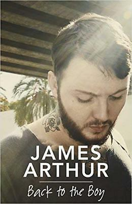 Back to the Boy by James Arthur New Hardback Book
