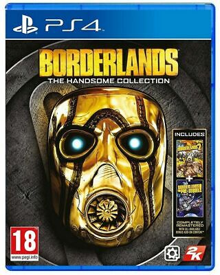 Borderlands: The Handsome Collection Ps4 Videogioco Italiano Play Station 4
