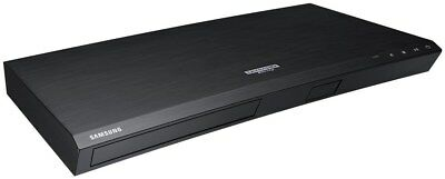 Samsung UBD-M8500/ZG Smart UHD-Player  Curved / 3D / UHD-Upscaling / schwarz