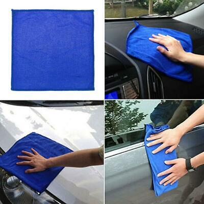 Microfibre Cleaning Auto Car Detailing Soft Cloths Wash Towel Duster 20*2-Gift
