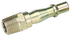 Draper 25832 Packed 1/4 Male Thread PCL Coupling Screw Adaptor Pack Of 5