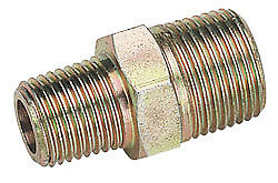 Draper 25826 Bulk 3/8 Male To 1/4 BSP Male Taper Reducing Union (Sold Loose)