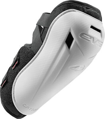 Evs Option Elbow Pad Youth White Opte16-W-Y