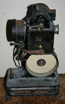 Pathe / Pathescope Baby 9.5mm Film Projector Silent - Spares Or Repair