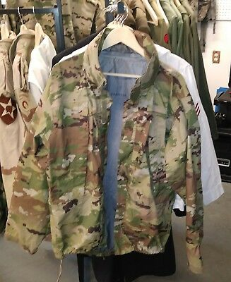 OCP Multi Cam level 6 GEN III  Jacket Extreme Cold / Wet Weather Small Long