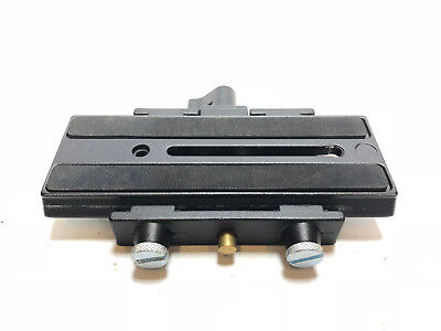 Manfrotto 357 Sliding Plate Adaptor