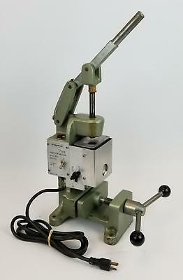 Powerlab Model 330 1/3oz 400W Benchtop Injection Molder TESTED & WORKING