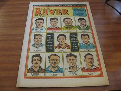 THE ROVER No 1532 NOV 6TH 1954 GOOD CONDITION DC THOMSON VINTAGE BRITISH COMIC