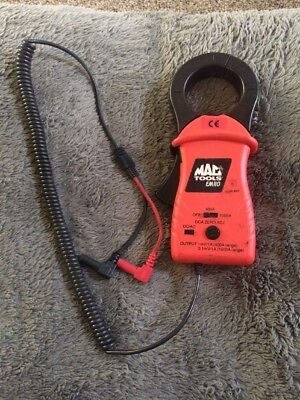 Mac Tools EM110 DC/AC Current Probe - Plugs Into MultiMeter Of Your Choice