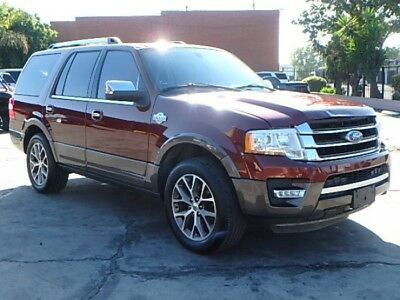2015 Ford Expedition King Ranch 2015 Ford Expedition King Ranch Edition! Rebuilder Project Loaded W/ Options!!