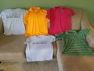 Mens small mixed lot of 5 clothes (1012)