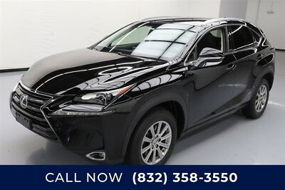 Lexus NX 4dr Crossover Texas Direct Auto 2016 4dr Crossover Used Turbo 2L I4 16V Automatic FWD SUV