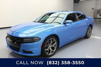 Dodge Charger R/T 4dr Sedan Texas Direct Auto 2015 R/T 4dr Sedan Used 5.7L V8 16V Automatic RWD Sedan