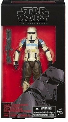 SCARIF STORMTROOPER STAR WARS THE BLACK SERIES HASBRO 6 Inch Figure B9801 28