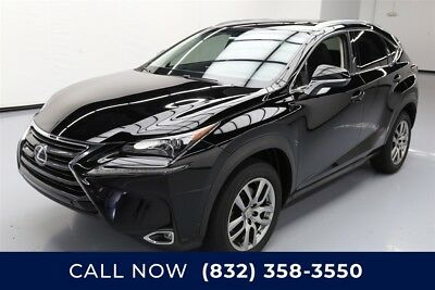 Lexus NX 4dr Crossover Texas Direct Auto 2015 4dr Crossover Used Turbo 2L I4 16V Automatic FWD SUV