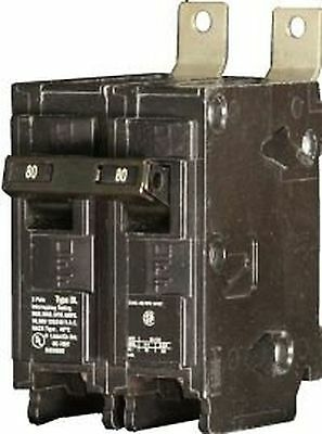 Siemens B250 2P 50A 240V 208V Circuit Breaker 2 Pole Bolt On