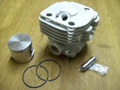 Husqvarna 371 K / 372 K / 372 Cylinder and Piston - Fits 371K / 375K Cutoff Saw