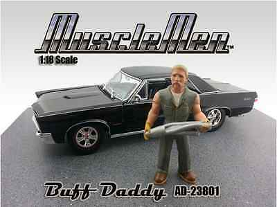 Musclemen Series - BUFF DADDY  - 1/18 scale figure - AMERICAN DIORAMA
