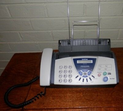 Brother FAX-575 Personal Fax, Phone, and Copier - Plain Paper