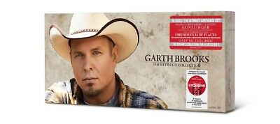 Garth Brooks: The Ultimate Collection 10 Disc Disk CD Set INCLUDES GUNSLINGER!