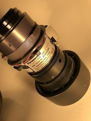 Panasonic ET-DLE300 Long Throw Projector Lens (3.7-5.7:1) in excellect condition
