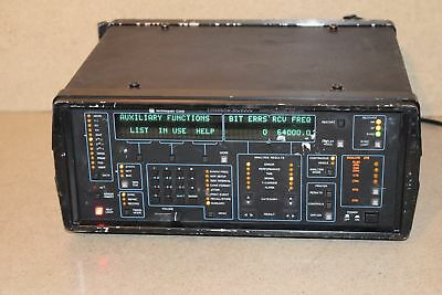 Ttc Fireberd 6000A Communication Analyzer