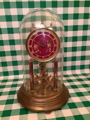 Vintage Haller Anniversary Torsion Clock