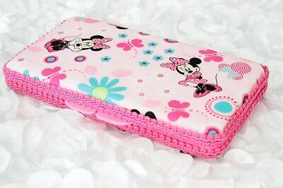 Minnie Mouse Travel Baby Wipes Case
