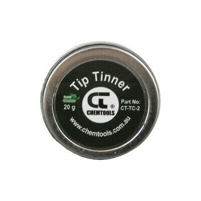 TC2 CHEMTOOLS 20Gm Tip Tinner / Cleaner High Strength CT-TC-2   High Strength