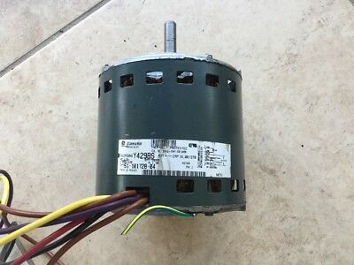 Ge motor 1 3hp furnace blower motor 5kcp39ng y429bs for How to install a blower motor in a furnace