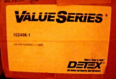 Detex V40 EM Assembly S&R Electric Switching Panic Bar 102498-1  SEE DESCRIPTION