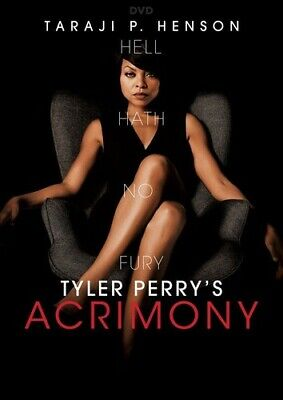 Tyler Perry's Acrimony [New DVD]