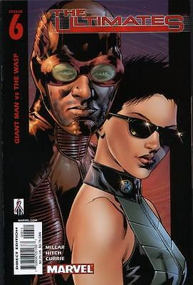The Ultimates #6 Comic Avengers Mark Millar Bryan Hitch