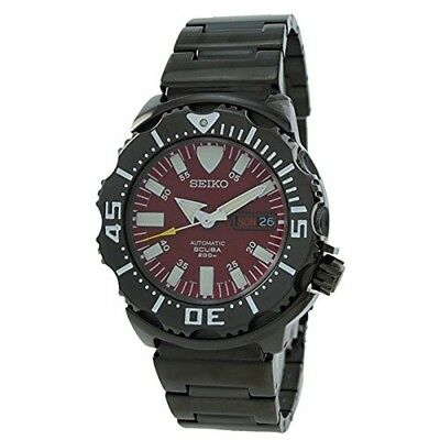 Seiko SZEN007 Monster Series Diver Scuba Men Watches Limited Edition from japan