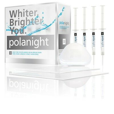 SDI Polanight 16% Advanced Teeth Whitening Gel 4 x 3gm Syringe Pack Dental